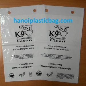EPI Bio-degradable blockhead bags