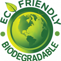 Biodegradable additives for plastic bags