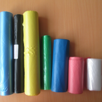 PLASTIC BAGS ON ROLL MANUFACTURER IN VIETNAM