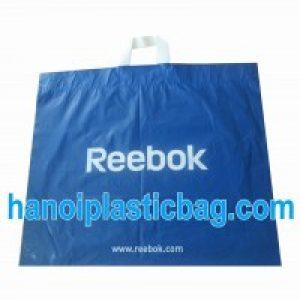 Túi nhựa quai mềm HDPE, trong