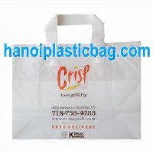Túi nhựa quai mềm HDPE trong
