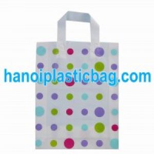 Shopping softloop handle bag
