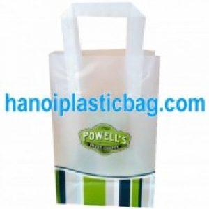Túi nhựa có quai gấp 3 HDPE