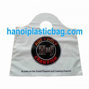 Wave top bags LDPE